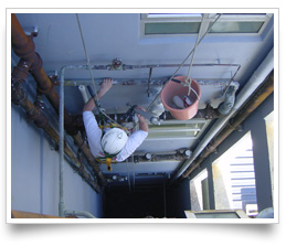Industrial Abseiling Confined Spaces Entrance Works